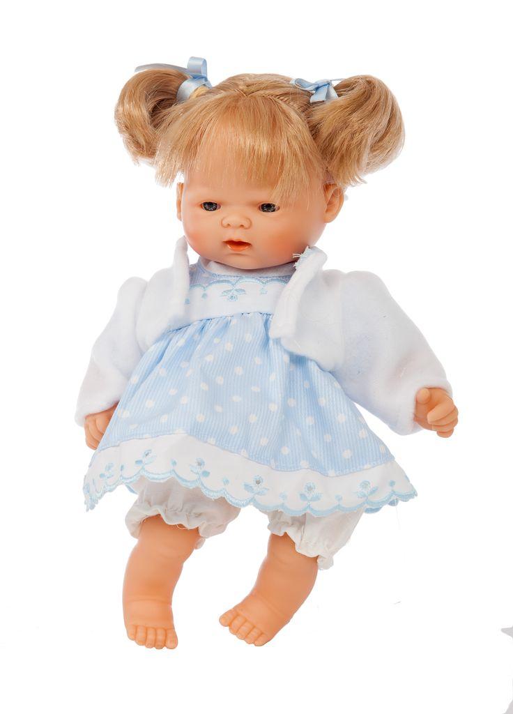 Little Cristina (26cm) #doll #muñeca #muñecabarrutoys #barrutoys