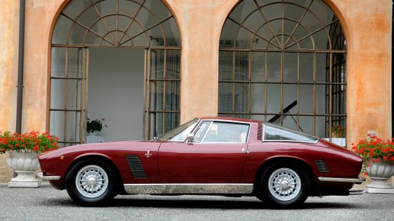 US muscle meets timeless Italian styling added to the fact that no one knows what it is lends the Iso Grifo a certain (and literal) je ne sais quoi…