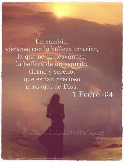 ~1 Peter 3:4~