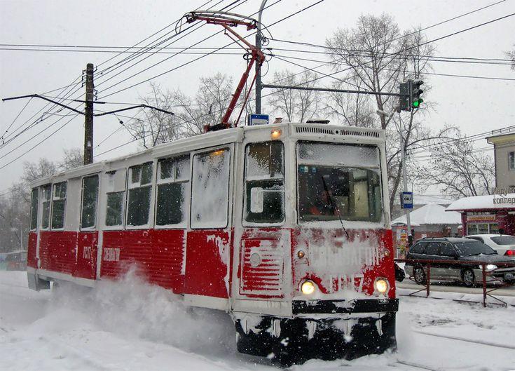 Хабаровск, трамвай ВТК-24 № ГС-17
