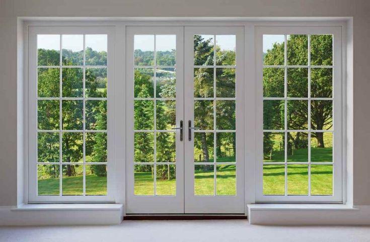 Triple Sliding Glass Patio Doors Breathtaking French Door