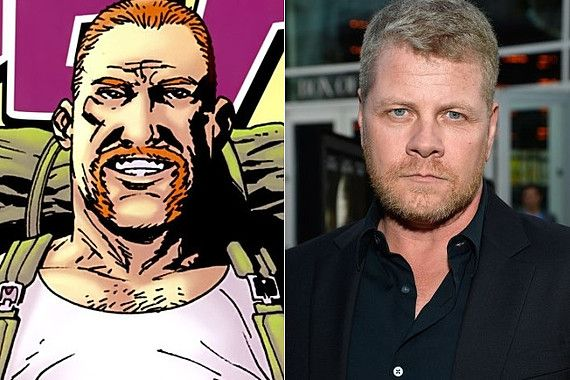 The Walking Dead preview: Abraham, Eugene and Rosita