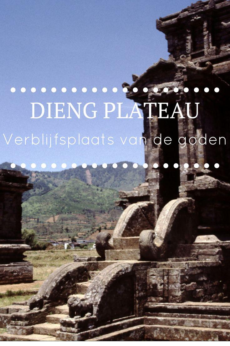 Ik maak een tour naar het Dieng Plateau waar ik op 2000 meter hoogte een serene rust aan tref en tal van bezienswaardigheden waaronder wat kekke tempeltjes.