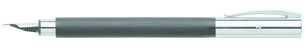 Faber Castell Ambition Black Broad Point Fountain Pen