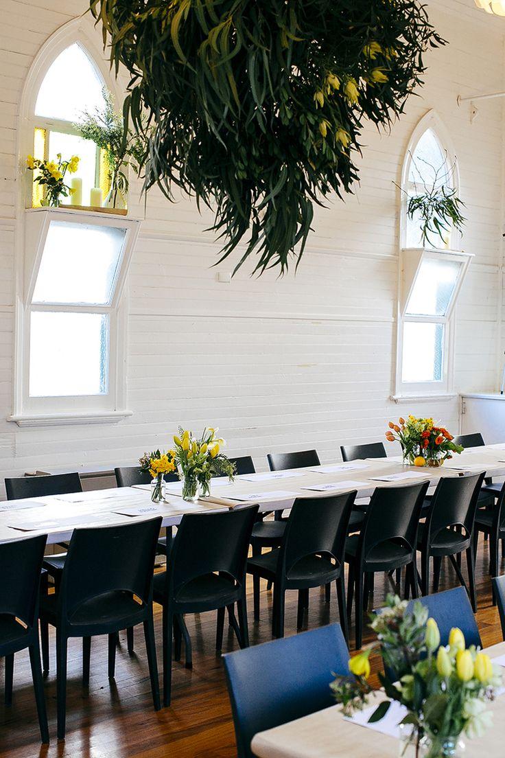 Emerald Community hall. emeraldcommunityhouse.org.au/venue-hire/, Flowers by #BloomingBrides, Photos by #LoveKatieandSarah