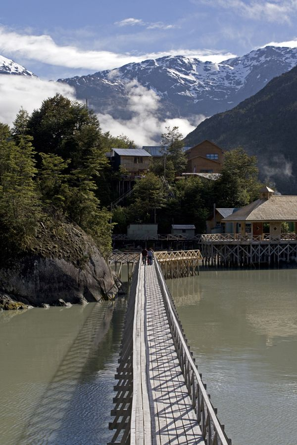 Caleta Tortel in Chilean Patagonia | New World Review