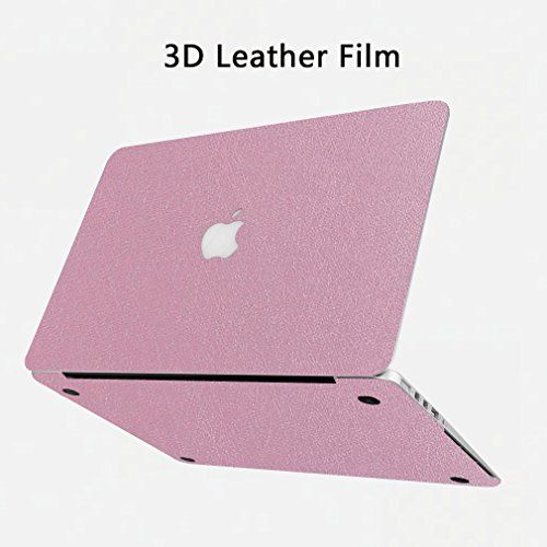 YIER MacBook Air 13.3 Case PU Leather Smooth Soft-Touch Case Shell Cover for Apple MacBook Air 13 inch Model A1369 and A1466,Fine lines(Pink) #YIER #MacBook #Case #Leather #Smooth #Soft #Touch #Shell #Cover #Apple #inch #Model #A,Fine #lines(Pink)