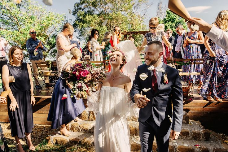 Nat + Dizz's Maleny Wedding | Brisbane Wedding Photographer | Evernew Studio