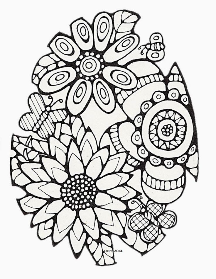 61 Best Coloring Pages Images On Pinterest