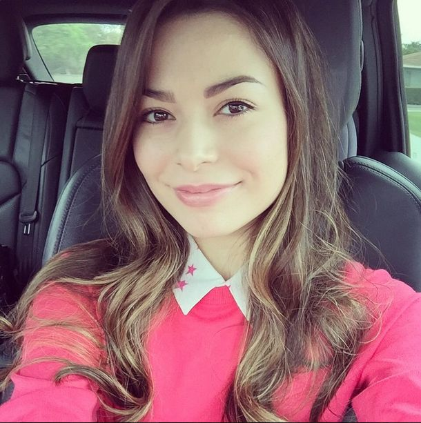 """Get A Sneak Peek At Miranda Cosgrove's First New TV Role Since """"iCarly"""""""
