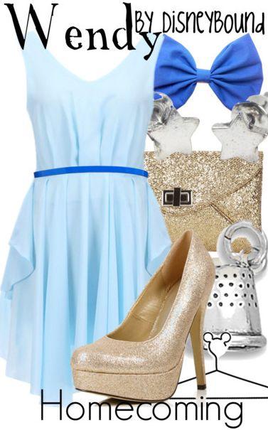 disney fashion | Wendy