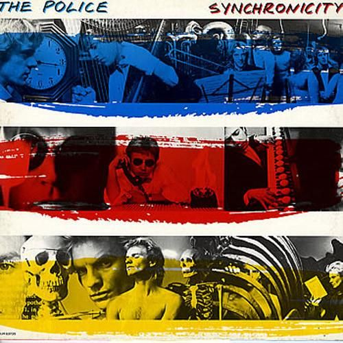 USED CASSETTE Released in 1983, Synchronicity is the fifth and final studio album by English rock band The Police. A&M Records CS-3735 Side 1: Synchronicity I Walking In Your Footsteps O My God Mother