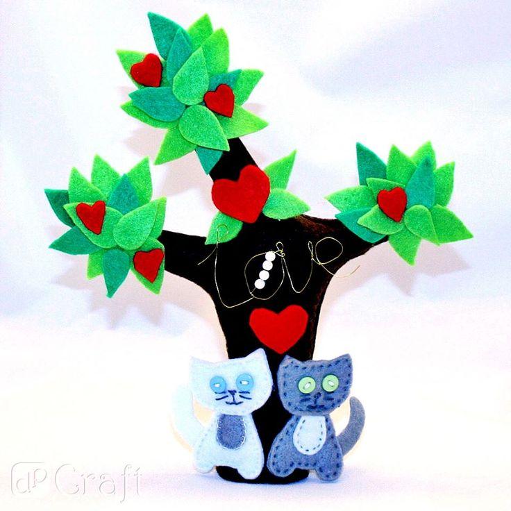 drzewko miłości - dpCraft - Agnieszka C