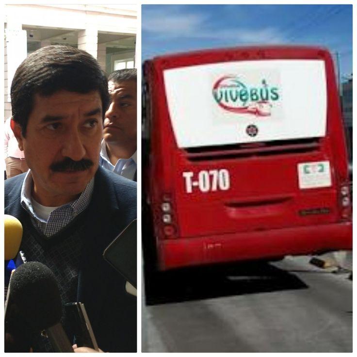 En 2018 el ViveBús pasará a llamarse Mi Transporte Chihuahua, se renovarán todas sus unidades por camiones a gas y gobierno contará con su propia planta de este combustible   El Puntero