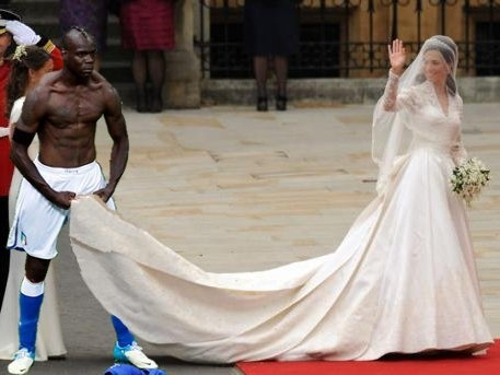 #balotelli kate middleton