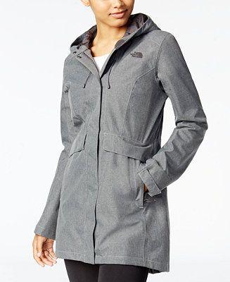 The North Face Anya Rain Parka, Created for Macy's - Coats - Women - Macy's