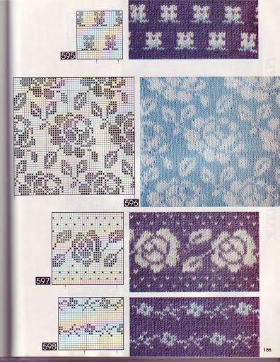 45 best Machine Knitting images on Pinterest | Knitting machine ...