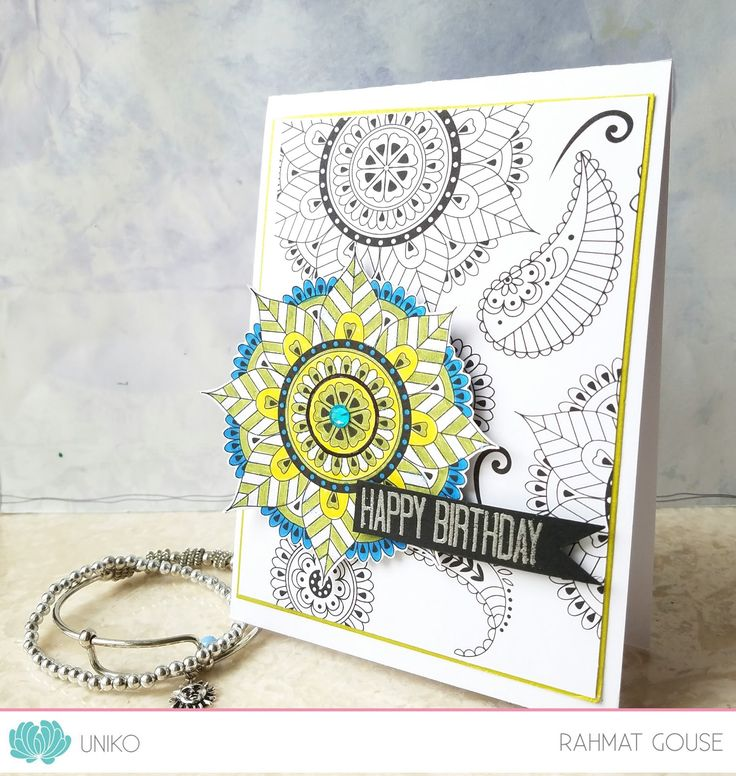 Hello blogger peeps, today we are doing a BLOGHOP  for the Sep/Oct release at Uniko.  You get to see all the stamp sets, and see what you w...