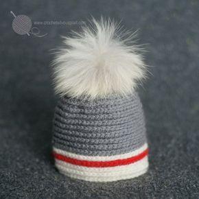 Le voici enfin, le patron pour la tuque nouveau-né au « look » bas de laine! J'en ai fait des tuques avant de trouver une recette pas s...