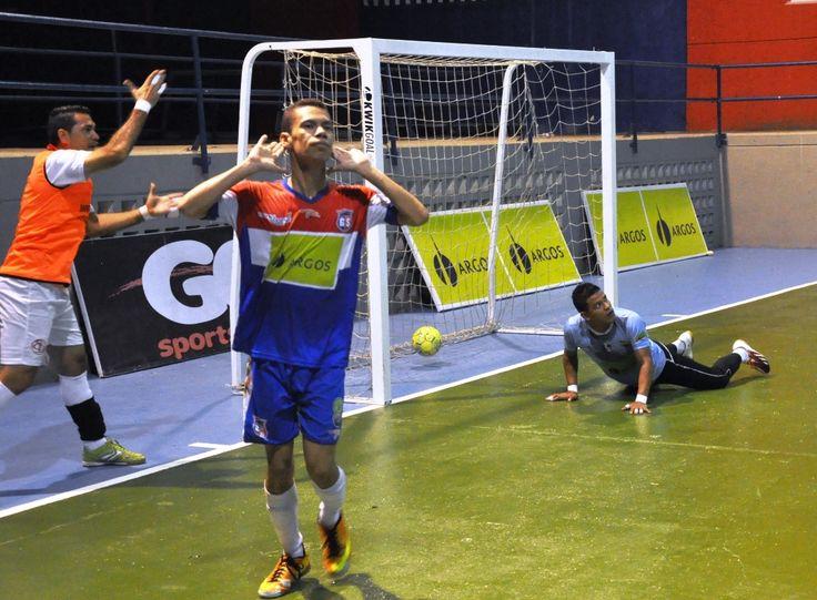 Gremio Samario sacó un importante triunfo 4-3 sobre Barranquilla como visitante. Duelo de la cuarta fecha.
