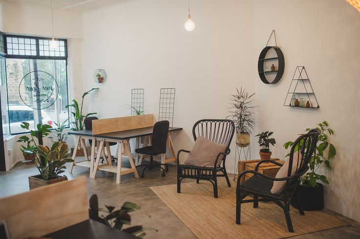 Co-working Studio with Chill out area