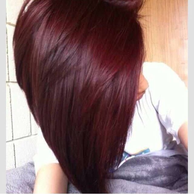 Definitely Fashion For Women Pinterest Hair Coloring