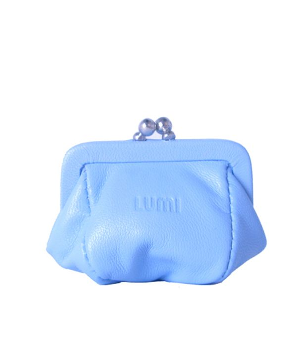 Aurora Coin Purse Ice Blue