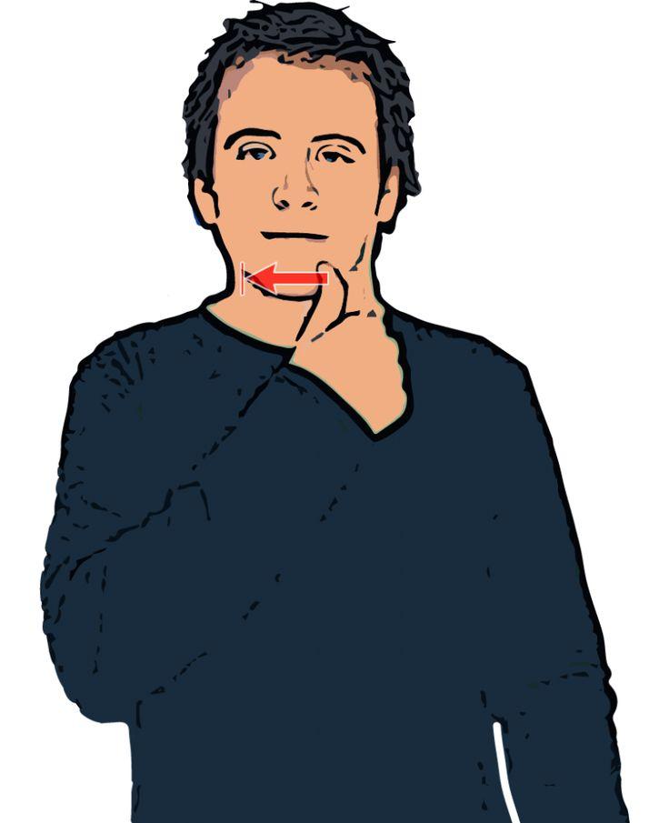 Nice - British Sign Language Dictionary