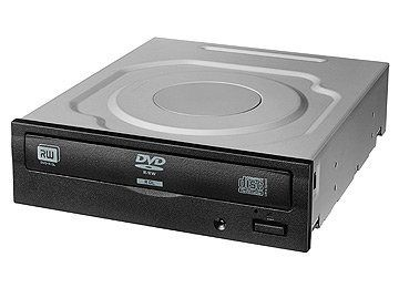 24x DVD Burner »Internal H / H DVD-RW 24X, Black«