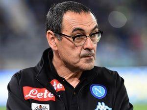 Napoli's Maurizio Sarri: 'Manchester City good enough to win Champions League'