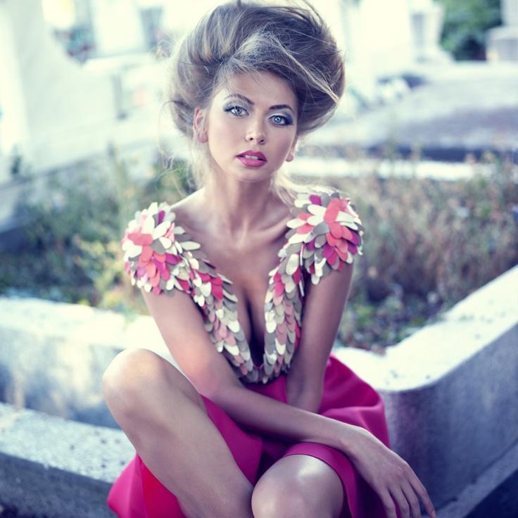 dress (detail)- Diana Miculit