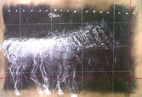 Artist:Riaan van Zyl-Scientific-Blur