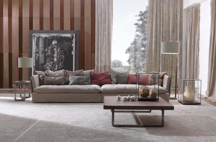 Kimono #frigeriosalotti #interior #design #sofa #living #elegance