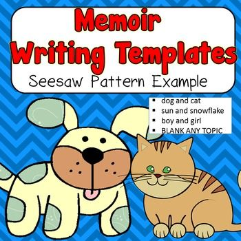 memoir writing for kids I know that my district requires us to teach students how to write memoirs i love  writing memoirs but i wanted to make sure that i was able to.