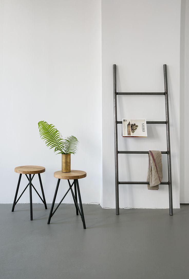 Industrial Ladder by NUTSANDWOODS