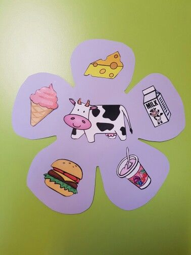 Cow products