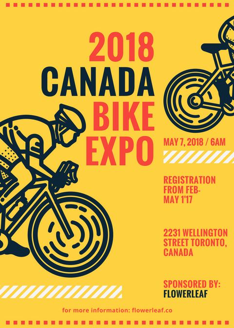 Bike Themed Event Flyer (2)