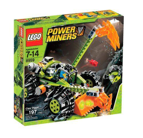 LEGO Power Miners Claw Digger LEGO,http://www.amazon.com/dp/B001GN6XLA/ref=cm_sw_r_pi_dp_DVIktb0ZDJ30ZRQ1