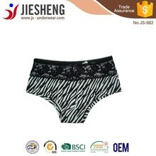 Sexy Zebra Stripe Ropa Interior Women Lace Panties JS-982 Best Buy follow this link http://shopingayo.space