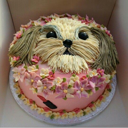 Dog Birthday Party Cake Ideas