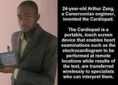 The Cardiopad.