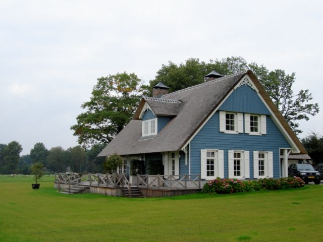 CURB APPEAL – what an inspiring cape cod style home with a color blue and white shutters to add charm to architecture.