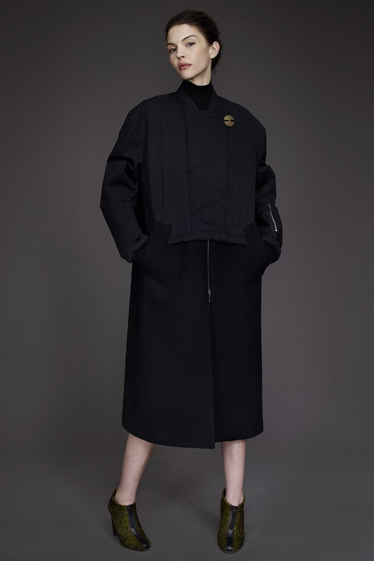 Damir Doma | Pre-Fall 2014 Collection | Style.com