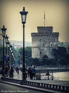 Πρωινή βόλτα... Θεσσαλονίκη... Thessaloniki