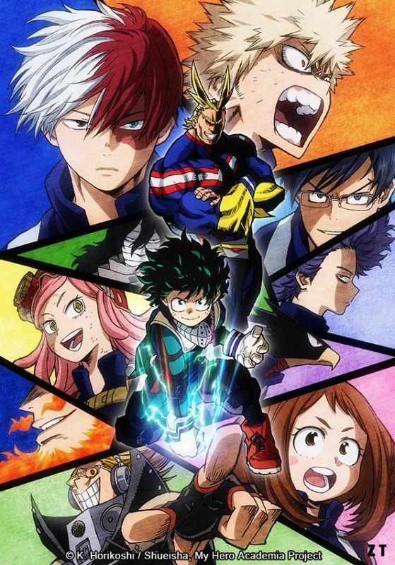 My Hero Academia - Season 2 <— loved this season, love this whole show!! I miss it thooo can't wait for the next seasooon