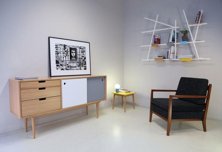 17 meilleures id es propos de enfilade pas cher sur pinterest buffet salon pas cher buffet. Black Bedroom Furniture Sets. Home Design Ideas