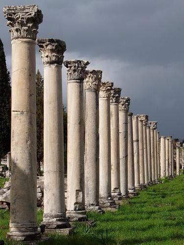 Magnificent Antique City ; Ephesus - izmir