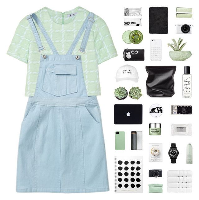 """""""100% BOYS TEARS"""" by iced-lemons ❤ liked on Polyvore featuring T By Alexander Wang, Marie Turnor, Caran D'Ache, Christy, Williams-Sonoma, Clinique, Marc by Marc Jacobs, Stila, Drybar and Jil Sander"""