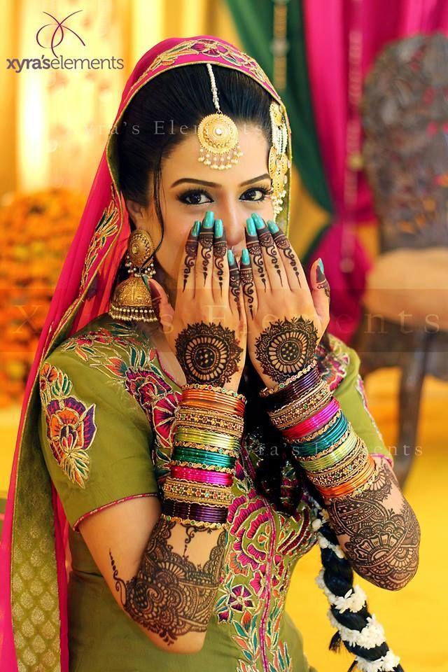 #Beautiful #Bollywood #Style #Indian #wedding #bride #marriage #shadi #india #RE...