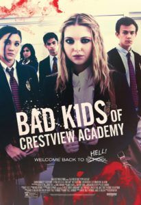 Bad Kids of Crestview Academy 2017 Hd Kalite'de izle Tek part izle Hemen izle http://filmslab.co/bad-kids-of-crestview-academy-hd/ bad kids go to hell filminin devamı olan bu seride yönetmen ve senarist aynı kişidir. Teenage filmi olan bu filmde daha çok kan vahşet ve amerikan .. bulunmaktadır. Toparlarsak birbirini öldüren kolejli gençleri konu edinmektedir. Filmslab.co ekibi olarak Bad Kids of Crestview Academy izleyicilerine iyi seyirler dileriz